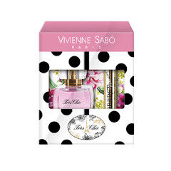 Декоративная косметика Vivienne Sabo Набор «Тушь для ресниц + туалетная вода»