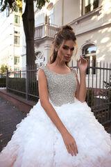 Свадебное платье напрокат Vanilla room Платье свадебное Луна