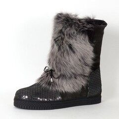 Обувь женская Tuffoni Полусапоги женские 1756 M177-M16 GRI TOSCANA