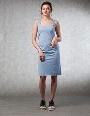 Платье женское MISUTERI Платье Maiku blue SS0134