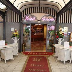 Туристическое агентство Отдых и Туризм Пляжный авиатур в Италию, Римини, Vienna Ostenda 4*