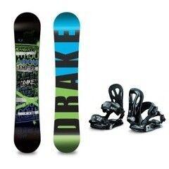 Сноубординг Drake Комплит:Сноуборд Drake Empire + Крепление Drake King
