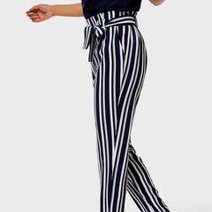 Брюки женские O'stin Женские брюки  в полоску LP1U83-68