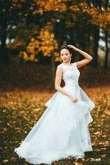 Свадебное платье напрокат ALIZA Свадебное платье «Camilla» Soffito
