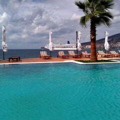 Туристическое агентство EcoTravel Пляжный авиатур в Албанию, Саранда, Santa Quaranta Premium Resort 5*