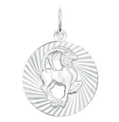 Ювелирный салон Sokolov Подвеска «Знак зодиака Козерог» из серебра 94030891