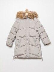 Верхняя одежда детская Sela Пальто для девочки Ced-626/718-7442