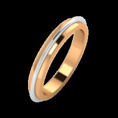 Ювелирный салон ZORKA Обручальное кольцо 143055/B