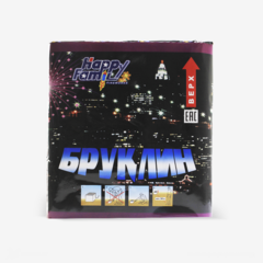 Фейерверк HappyFamily Батарея салютов «Бруклин» FP-B305