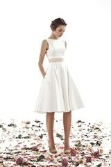Свадебный салон UNONA Свадебное платье «Goldie» из коллекции AMBER