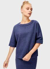Кофта, блузка, футболка женская O'stin Укороченный джемпер LT1T73-68