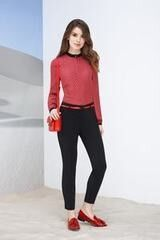 Кофта, блузка, футболка женская Elema Блузка женская Т-6935