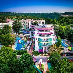 Туристическое агентство United Travel Пляжный авиатур в Болгарию, Золотые пески, COOEE Mimosa Sunshine Hotel 4*