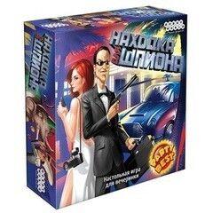 Магазин настольных игр Hobby World Настольная игра «Находка для шпиона»