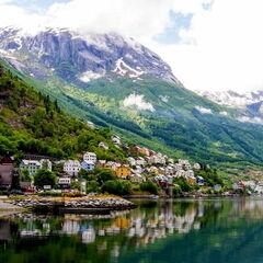 Туристическое агентство Внешинтурист Экскурсионный тур автобус + паром S1 «Скандинавия Гранд Тур»