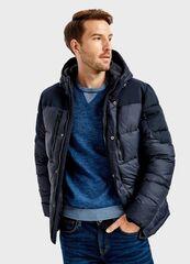 Верхняя одежда мужская O'stin Утеплённая куртка с капюшоном MJ6T7H-69