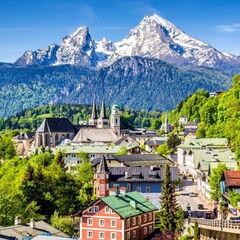 Туристическое агентство Внешинтурист Комбинированный автобусный тур AT1 «Озерная Австрия + SPA отдых на Альпийском курорте Бадгастайн»