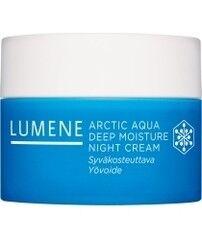 Уход за лицом LUMENE Интенсивный увлажняющий ночной крем Arctic Aqua