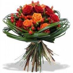 Магазин цветов Планета цветов Букет из роз №8