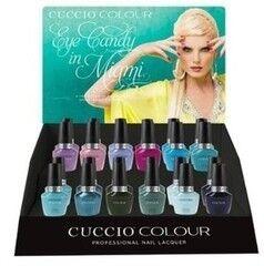 Декоративная косметика Cuccio Лак для ногтей Eye Candy in Miami