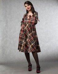 Платье женское MISUTERI Платье Kimono Blue MSS0119