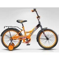 "Велосипед Stels Детский велосипед Talisman 18"" black"