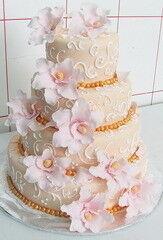 Торт Дольче Свадебный торт