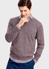 Кофта, рубашка, футболка мужская O'stin Вязаный джемпер MK4T51-R9