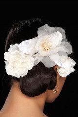 Свадебный аксессуар Toni Federici Цветок-украшение для волос juniper