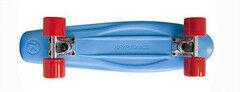 Скейтборд Kryptonics Круизер Torpedo Blue Semitranslucent