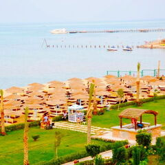 Туристическое агентство TravelHouse Пляжный авиатур в Египет, Хургада, Caesar Palace Hotel & Aqua Park (ex.Mirage Aqua Park & Spa) 5*