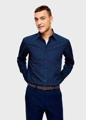 Кофта, рубашка, футболка мужская O'stin Рубашка с точечным принтом MS4U33-69