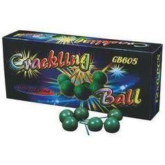 Фейерверк ТК сервис Петарды Crackling Ball GB605