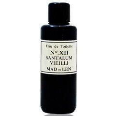 Парфюмерия Mad et Len Парфюмированная вода №XII Santalum