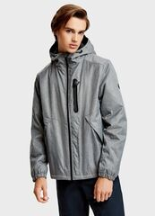 Верхняя одежда мужская O'stin Утеплённая куртка с капюшоном MJ6T58-95