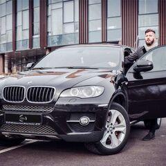 Прокат авто Прокат авто BMW X6 (E71)