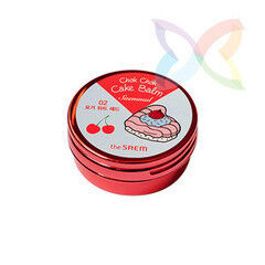 Декоративная косметика The Saem Бальзам для губ 02 вишневый йогурт