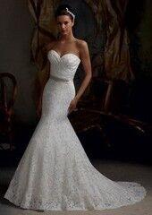 Свадебное платье напрокат Mori Lee Свадебное платье 5102