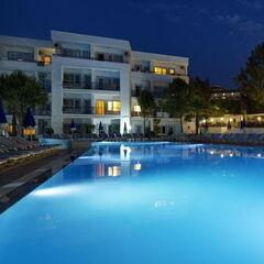 Туристическое агентство Мастер ВГ тур Пляжный авиатур в Турцию, Сиде, Larissa Beach Club Side 4* (7 ночей, сентябрь)