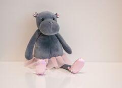 Подарок Jelly Cat Игрушка мягкая «Dancing Darcey Hippo»