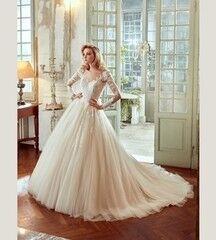 Свадебное платье напрокат Nicole Платье свадебное Salina