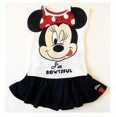 Платье детское Sun City Комплект для девочки Минни OE1174/1