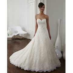 Свадебный салон Madeline Gardner New York Свадебное платье 51024