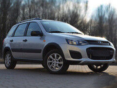 Прокат авто Авто эконом-класса Lada Kalina