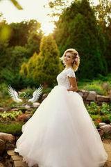 Свадебный салон ALIZA Платье свадебное «Camelia» Ameli Benya