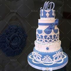 Торт Sole Праздничный торт №34