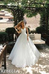 Свадебный салон Bonjour Свадебное платье Kibella из коллекции La Douceur