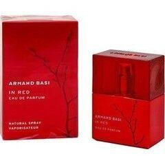 Парфюмерия Armand Basi Парфюмированная вода In Red, 30 мл