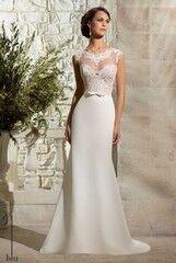 Свадебное платье напрокат Mori Lee Свадебное платье 5301