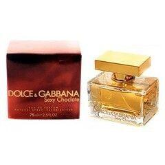 Парфюмерия Dolce&Gabbana Парфюмированная вода Sexy Chocolate, 75 мл